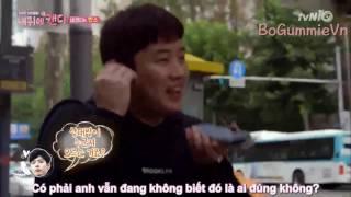 [BoGummieVn][Vietsub] Ahn Jae Hong calls Park Bo Gum on My Ear's Candy