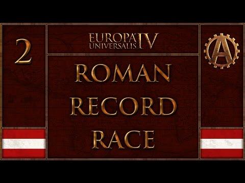 EUIV The Holy Roman Record Race 2