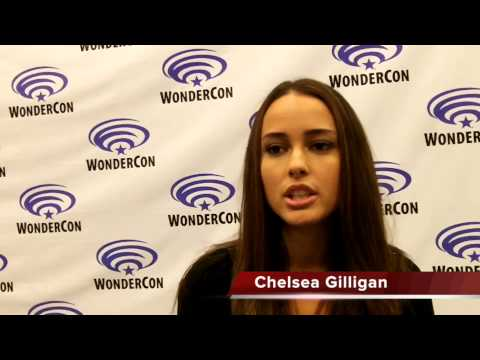 Chelsea Gilligan Talks STARCROSSED at WonderCon 2014