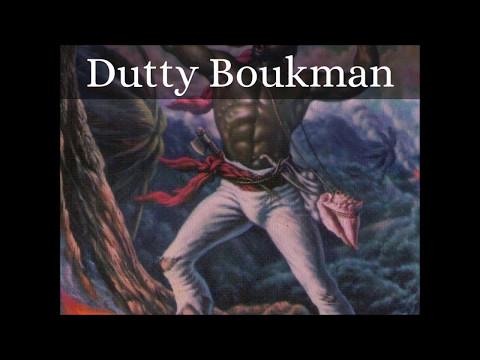 DUTTY BOUKMAN'S PRAYER THAT WON HAITI'S REVOLUTION