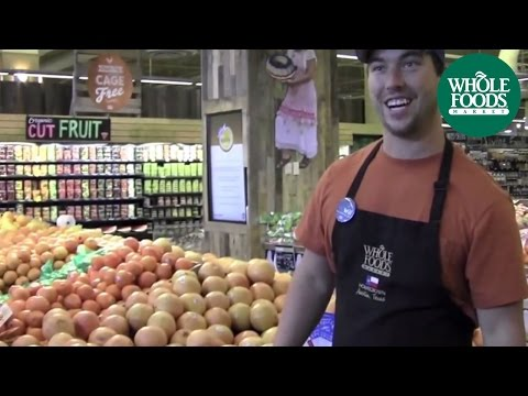 Guest Service in Produce | Company Info | Whole Foods Market