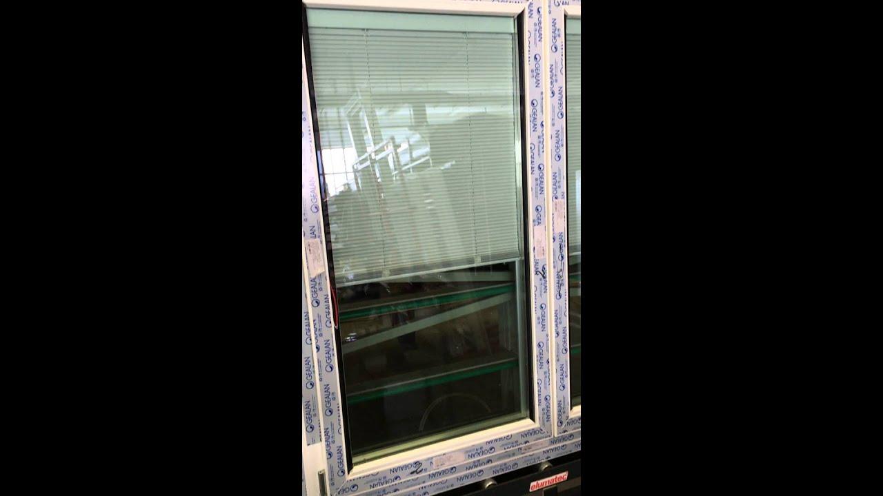 Veneziane motorizzate interno vetrocamera reale infissi - Sunbell veneziane interno vetro ...
