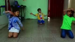 Itti Si Hasi Dance Performance By Yasha, Aanya And Saksham