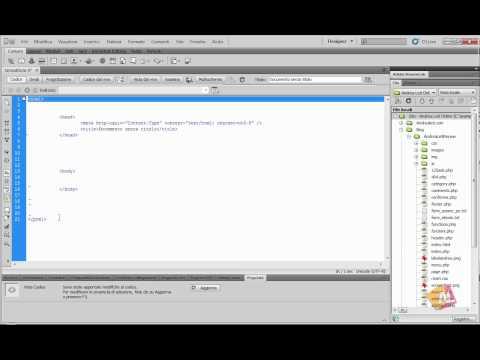 2 - HTML - La Struttura Della Pagina.mov