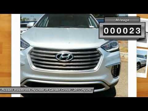2017 Hyundai Santa Fe Garden Grove CA 17G52185 YouTube