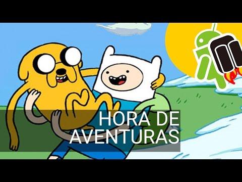 Nuevo juego de Hora de aventuras en Android: Adventure Time Run