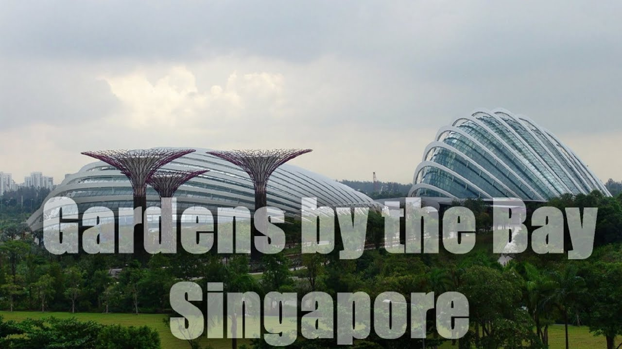 gardens by the bay singapore hd - Garden By The Bay East Car Park