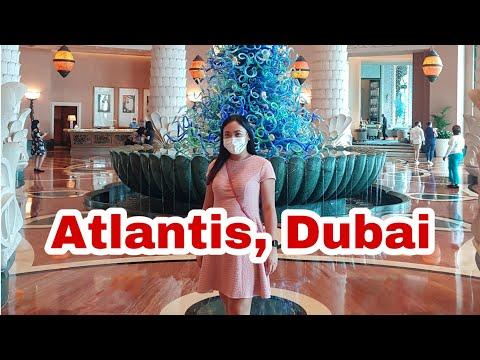 Atlantis The Palm, Dubai | Lost Chambers Aquarium and Hakkasan | Dubai Vlog 2020