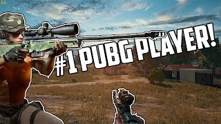 Pubg Mobile #1 Player - Play wif meh!? Join for x-terra patatas...