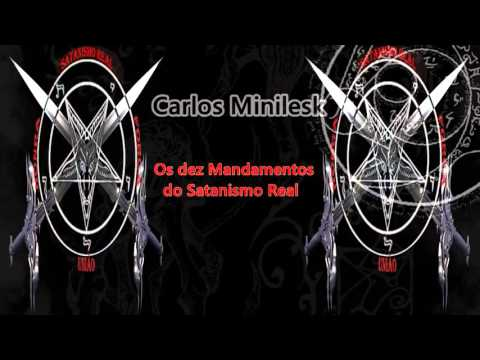 Os Dez Mandamentos Do - Satanismo Real