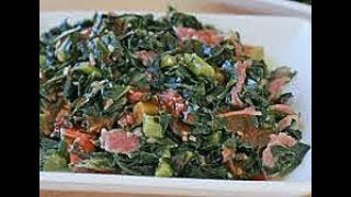 Southern Cooked Greens 1 | EASY TO LEARN | QUICK RECIPES