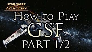 "The Academy -""How to Play Galactic Starfighter"" (Part One: The Hangar and Ships)"