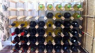 Easy Diy Ideas For Wine Rack Decorations