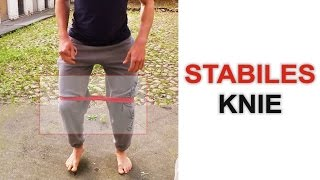 Kniestabilität so enorm verbessern (Monster Walks) | Tamay-Jentjens.com