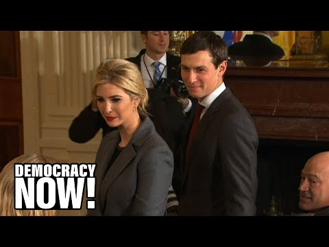 Thumbnail: Kleptocracy?: How Ivanka Trump & Jared Kushner Personally Profit from Their Roles in the White House