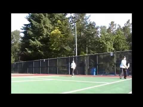 Port Coquitlam BC Tennis Court - Noel Oco