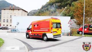 Centre de Secours Principal de Saint-Claude -  Portes Ouvertes 2017
