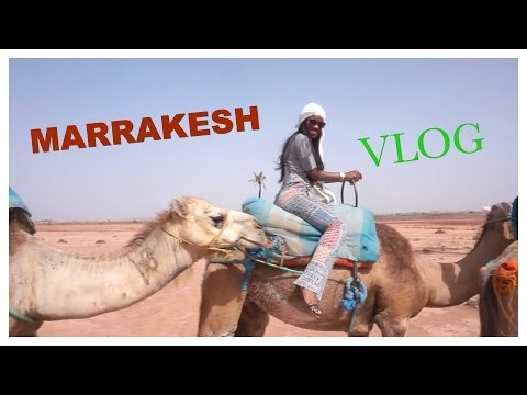 Marrakesh Travel VLOG + Outfits | Moroccan Baecation Holiday| Jade Vanriel