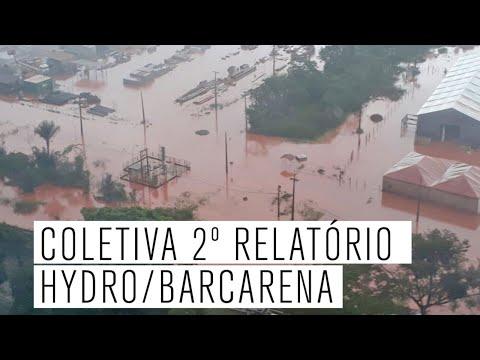 Live Coletiva 2º Relatório Hydro/Barcarena - 28/03/18