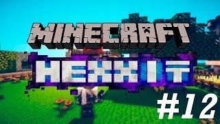 Minecraft hexxit #12 - Ölünce eşyalar gitmiyo la