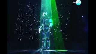X Factor Bulgaria 2013  Metin Enimehmedov Final Dance before calling the WINNER x264