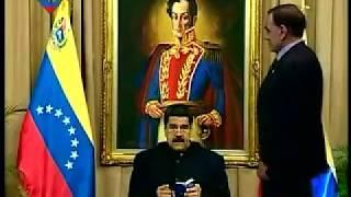 Dossier con Walter Martínez 180717 Gobierno de Trump amenaza a Venezuela