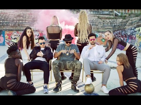 Sak Noel & Salvi ft. Sean Paul - Trumpets (Official Video)