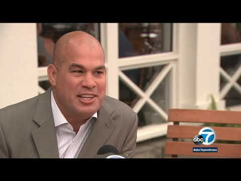 Tito Ortiz's Candidacy For Huntington Beach City Council Prompts A Mix Of Praise, Criticism I ABC7