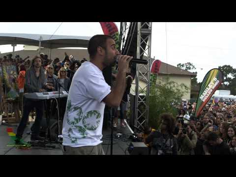 Tribal Seeds & Friends (Iration, Rebelution & Slightly Stoopid) - Vampire (Live) - 2013 Cali Roots