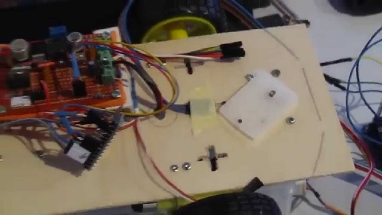Detecting Stepper Motors Zero Position With An Hall Effect Sensor Wire To A 2 Electrical Engineering Youtube