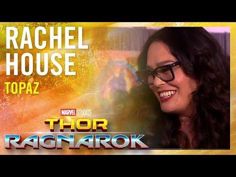 Rachel House on Topaz -- Marvel Studios' Thor: Ragnarok Red Carpet Premiere