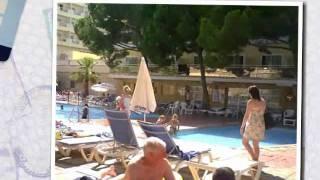 Oasis Park Hotel, Salou, Costa Dorada, Spain, Real Holiday Reports.wmv