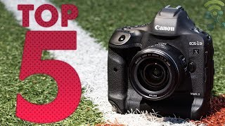 Top 5 Best 4K DSLRs Mirrorless Cameras - Highest Rated 4k DSLRs Cameras