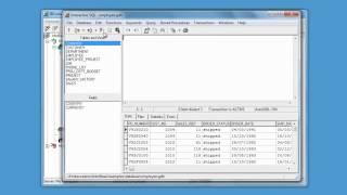 Бази даних Interbase: введення в IBConsole