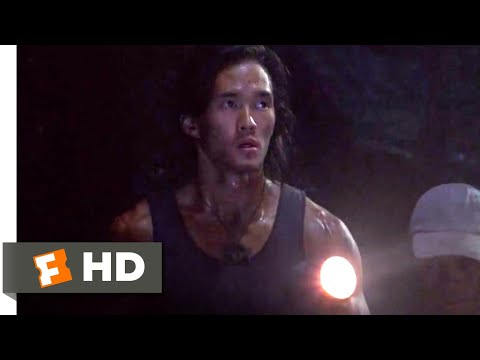 Anacondas 2 (2004) - Swimming With Snakes Scene (6/10) | Movieclips