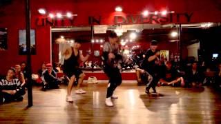 THROW SUM MO Choreo by Anze