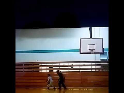 Malik C. Hicks basketball
