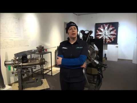 Art Gallery - Winter Show: Aircraft Parts: Aviation Department