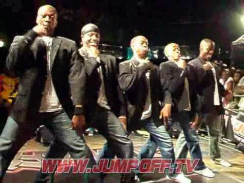 """'Diversity Juniors' vs Trial n Error Crew Street Dance Battle (The Jump Off 77)"""