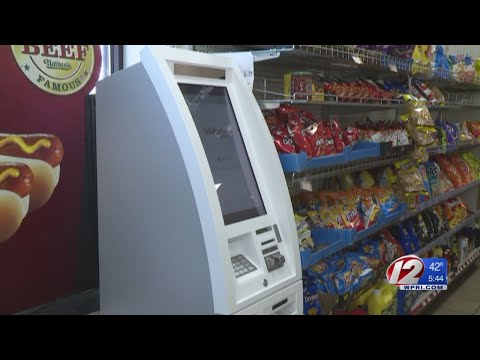 Bitcoin ATMs Have Arrived In Rhode Island