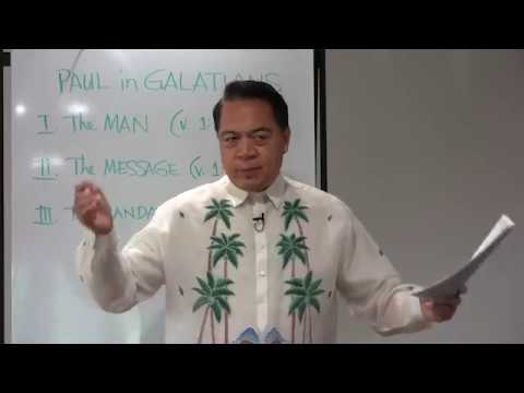 3rd Qtr Lesson 02 - Paul's Authority and Gospel