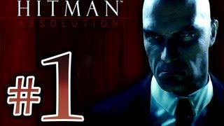 Hitman Absolution Walkthrough STEALTH Part 1 HD - 1 Hour!