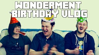 Wonderment  Birthday Vlog ! Season 6, GTA5, Slow Motion and Cake!