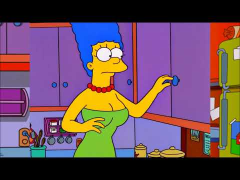 Marge's MASSIVE BOOBS