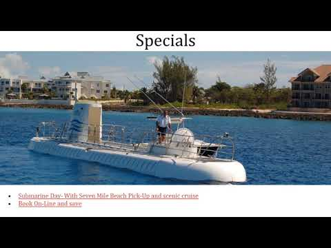 Book Your Cayman Submarine Tour Online and Get Exciting Discount