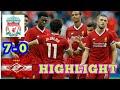 Liverpool vs Spartak Moskow 7-0 Hasil Liga Champion Tadi Malam 6-12-2017