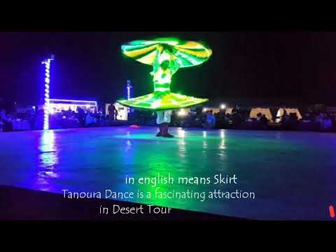 tanoura Dance   Dubai Desert Safari Tour   YouVlogDubai
