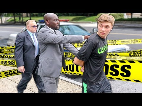 WHY I GOT ARRESTED!! (WHAT REALLY HAPPENED)
