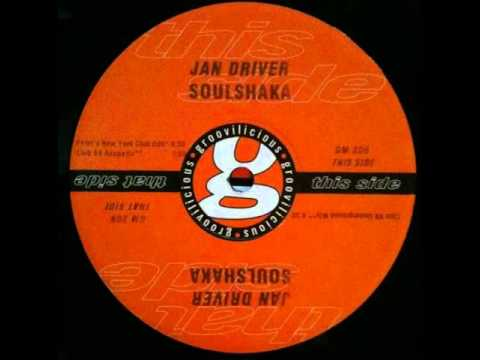 jan driver - soulshaka (original mix)