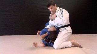 Renzo Gracie Jiu Jitsu and Training Center of Weston shows the arm bar with the S Mount